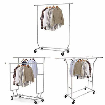 Ebay Ad Link Garment Rack Hanger Holder Grade Adjustable Cloth