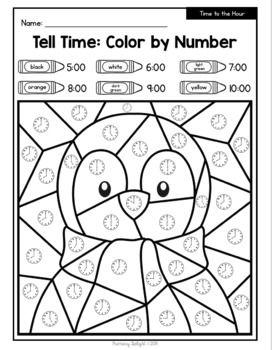Winter Math Activities With Addition Subtraction Place Value And Time Winter Math Winter Math Activities Basic Math Skills