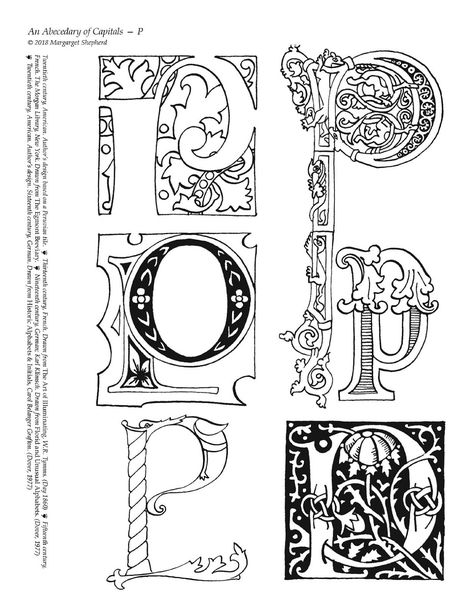 List of book of kells coloring pages illuminated manuscript ...