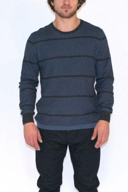 New men's merchandise at shopcityblue! @7 For All Mankind Sweater $179 #menswear #fallfashion #sweaters