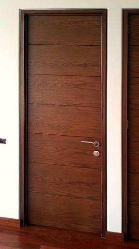 Resultado De Imagen Para Puertas De Madera Puertas Interiores De Madera Diseno De Puerta De Madera Puertas Para Cuartos