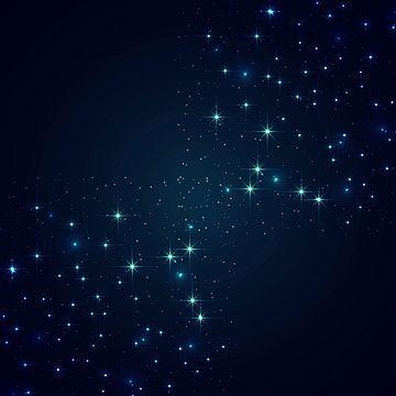 Estrelas Brilhantes Abstratas Sobre Fundo Azul Galaxia Clipart Brilhar Fundo De Brilho Imagem Png E Vetor Para Download Gratuito Blue Glitter Background Glitter Background Blue Backgrounds