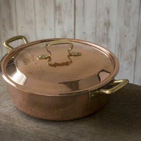 銅 鍋 手入れ