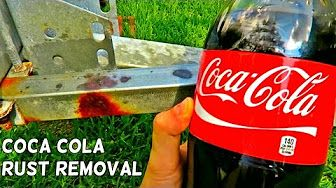 rust removal - YouTube | Removing Rust | How to remove rust