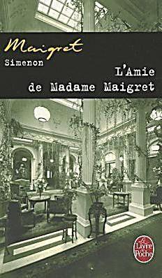 Maigret Et L Affaire Saint Fiacre 1959 Playbill Lettering Film