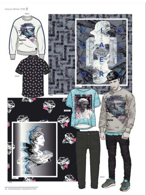 Style Right Menswear Trendbook A/W 2017/18