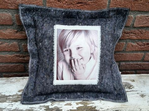 Kussen Op Maat : Kussen op maat met een leuke foto van je kind. te koop op