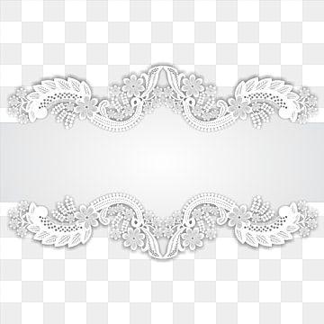 Lace Border Card Vector Border Vector Lace Vector Png Transparent Image And Clipart For Free Download Arabesco Floral Cartao De Felicitacoes Vetores