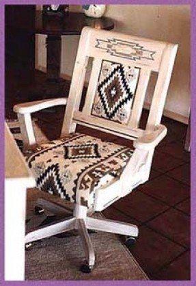 western home decor modern southwest decor Southwestern Chairs, Modern Southwest Decor, Southwestern Decorating, Modern Decor, Southwestern Style, Handmade Home Decor, Handmade Furniture, Painted Furniture, Diy Furniture