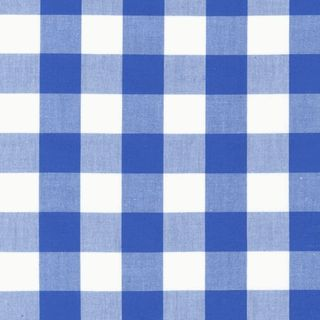 Get A Free Swatch Of Royal Blue 1 Gingham Fabric 1 Gingham
