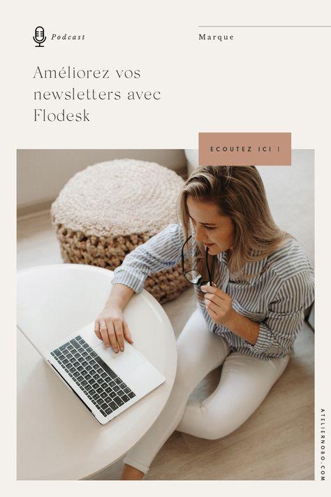 Améliorez vos newsletters avec Flodesk