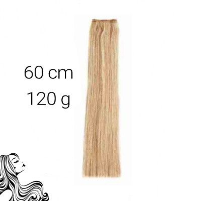 Extensiones Cortina Lisas 60 Centimetros 120 Gramos Extensiones De Cabello Cosidas Extensiones Extensiones De Cabello