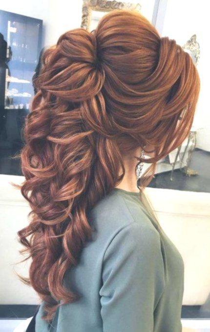 Coiffures De Mariage Pour Cheveux Longs Boucles Mi Longues Coupes De Cheveux Populaires Coiffure Mariage Cheveux Long Cheveux Longs Mariage Coiffure Mariage
