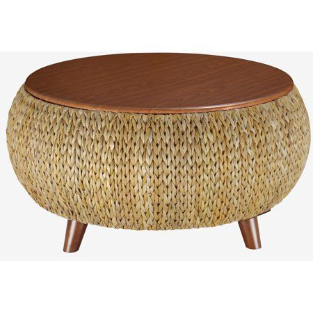 Home Coffee Table Round Storage Coffee Table With Storage