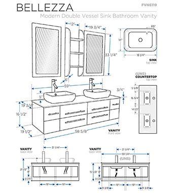 Bathroom Vanities Buy Bathroom Vanity Furniture Cabinets Rgm Distribution Bathroom Dimensions Bathroom Layout Bathroom Vanity Sizes