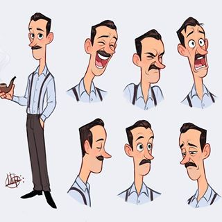 Expression Practice Expressions Practice Sketches Characterdesign Luig Character Design Animation Illustration Character Design Character Design Sketches