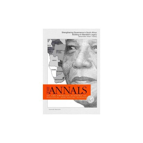 The Annals of the American Academy of Political & Social Science (Paperback)