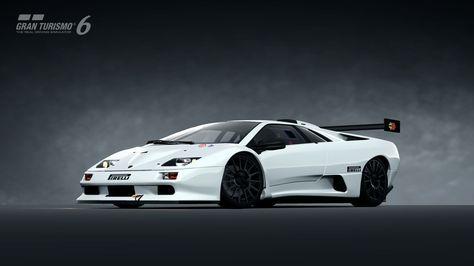Lamborghini Diablo Gt2 98 My Gran Tursimo 6 Garage