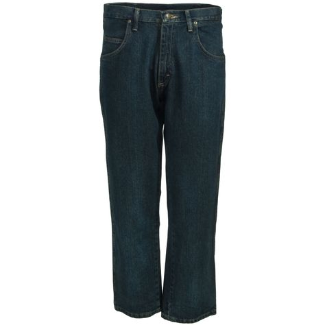 b20be141 Wrangler Rugged Wear Relaxed Fit Men's 35001 GS Gulf Stream Jeans ...
