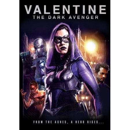 Valentine The Dark Avenger Dvd Walmart Com In 2020 Avengers Movies Avengers Hd Movies