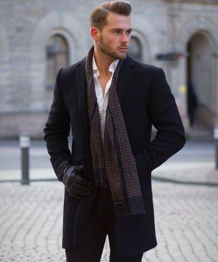 Pin di Paolo Colasanti su Moda uomo inverno | Stile uomo