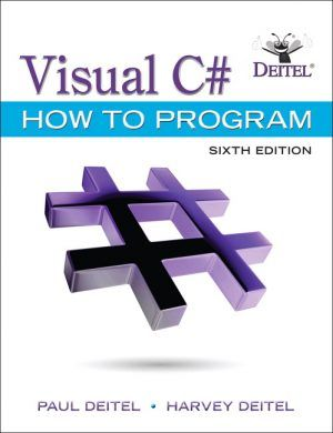 Visual C How To Program 6th Edition Deitel Test Bank Test Bank And Solutions Manual Instant Download Ebook Web Design Digital Book