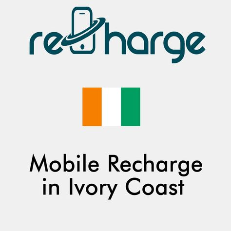 Mobile Recharge in Ivory Coast. Use our website with easy steps to recharge your mobile in Ivory Coast. #mobilerecharge #rechargemobiles https://recharge-mobiles.com/