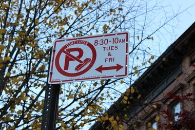 The Department Of Transportation Has Released Its Calendar Of Alternate Side Parking Suspensions For Holidays Alternate Side Parking York Restaurants Holiday