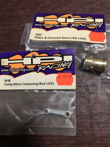 NEW HPI Racing 1918 Competition Connecting Rod 12R