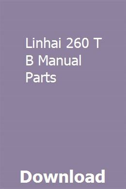 Linhai 260 T B Manual Parts | anopansol | Scooter parts, Go