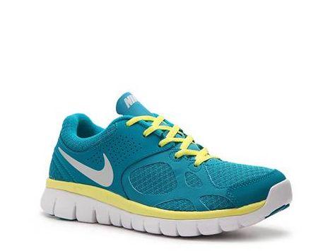 8af79cc3c Nike Womens Flex Run Lightweight Running Shoe Athletic Womens Shoes - DSW