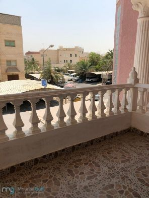 Dublex In Salwa For Rent With 2 Halls Guest Bath Maid Room Bath Balcony 3 Rooms 700kd Call 97527907