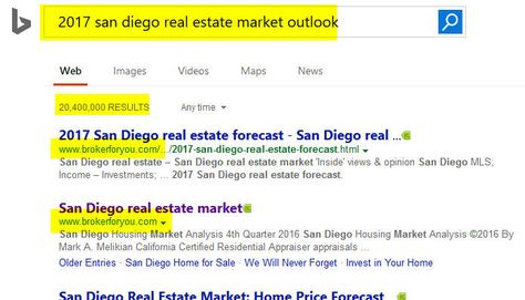 San Diego Real Estate Market - Twitter SEO Software (+playlist - real estate market analysis