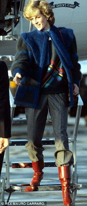 Princess Diana 1984