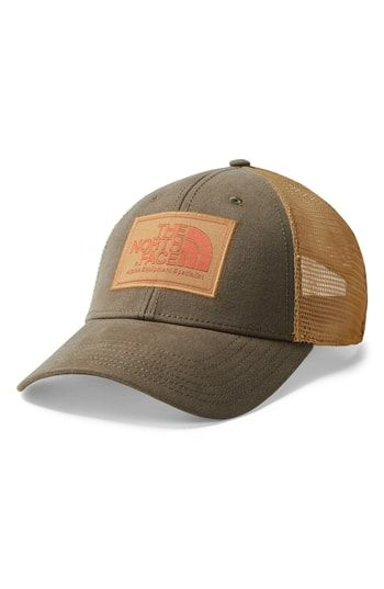 dc5db7b7f THE NORTH FACE MUDDER TRUCKER HAT - GREEN. #thenorthface | The North ...