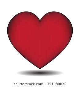 Heart Vector Illustration Vector Illustration Illustration Love Heart