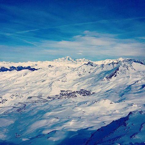 follow4follow 3 Valleys series #montblanc...