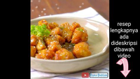 Cara Membiat Tahu Crispy Resep Tahu Dengan Gambar Resep Tahu Resep Resep Masakan