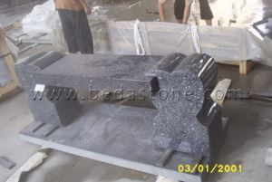 Custom Granite Bench Seat For Parks Beda Stone Factory Has Many Cremation Benches To Choose From If You Would Like A Pr Custom Granite Granite Colors Granite