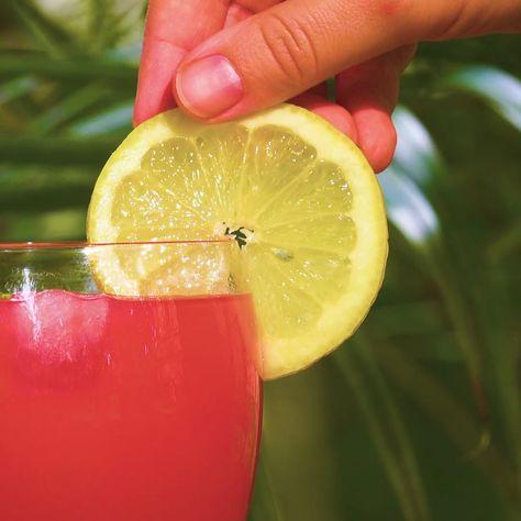 Wassermelonen-Cocktail