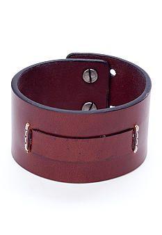 Red Camel® Leather Cuff #belk #mensfashion