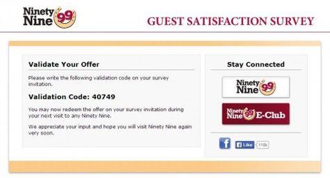 711 best Customer Survey images on Pinterest Customer survey - satisfaction survey