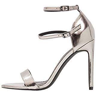 elegante sandaletten mit absatz