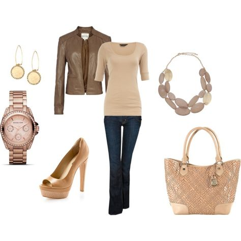 Outfit, created by averbeek on Polyvore