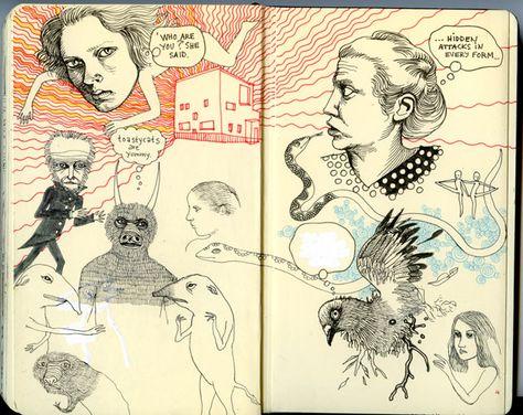 magdaboreysza.com-&nbspThis website is for sale!-&nbspillustration illustrator artist comics toastycats magda boreysza murals sketchbook portfolio Resources and Information.