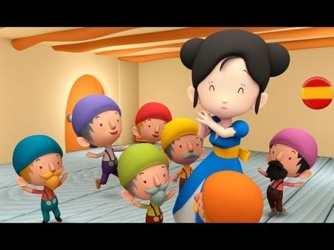 Cuentos Infantiles. BLANCANIEVES - YouTube