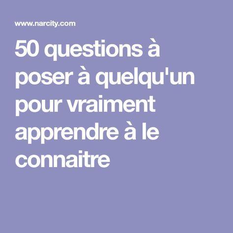 50 Questions A Poser A Quelqu Un Pour Vraiment Apprendre A Le Connaitre This Or That Questions How To Improve Relationship 100 Questions