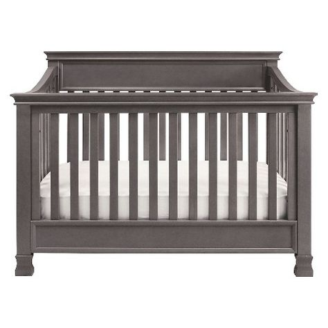 Million Dollar Baby Foothill 4-in-1 Convertible Crib - Weathered Grey