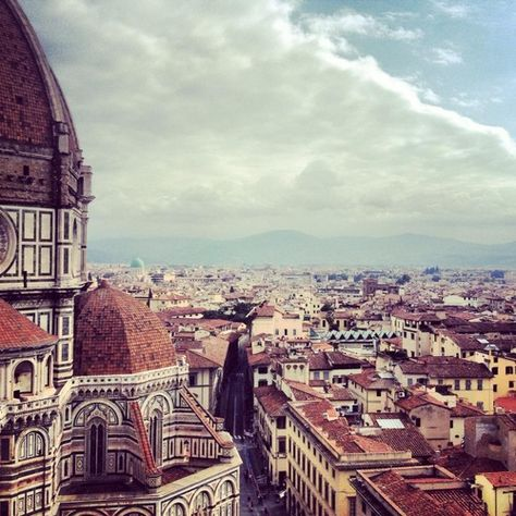 Beautiful Florence, Italy   #travel #italy