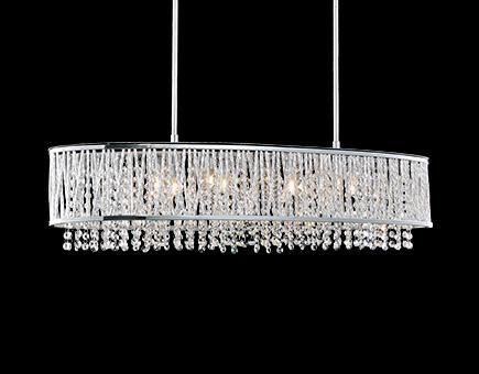 Eight Lamp Pendant With Criss Cross Design Shade 6ul8f Dhillon Lighting Inc Pendant Lamp Cross Designs Lighting Inc